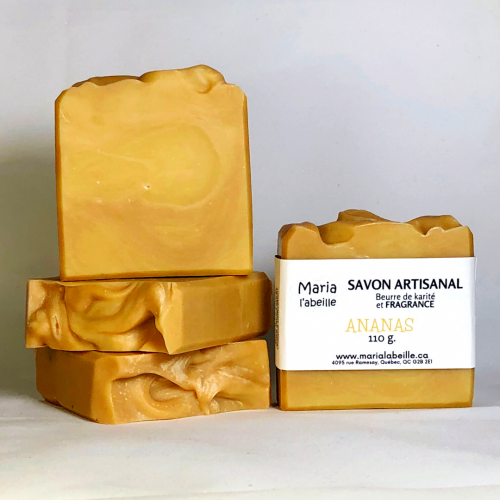 Savon fragrance ANANAS