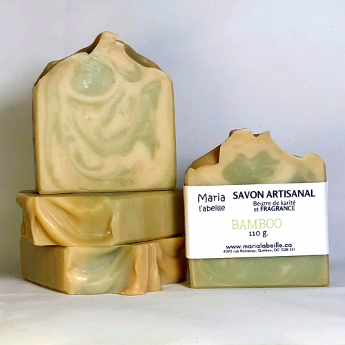 Savon fragrance BAMBOO