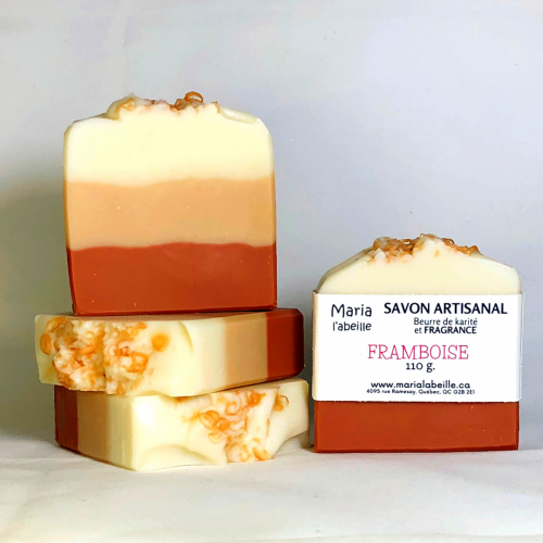 Savon fragrance FRAMBOISE