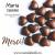 Merci - cœurs en chocolat